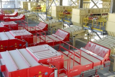 TOMRA Sorting Solutions and the world's largest sorting plant at Ma'aden's Umm Wu'al phosphate mine