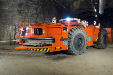 Sandvik's electric LHDs stepping up including new battery-assisted LH514BE model
