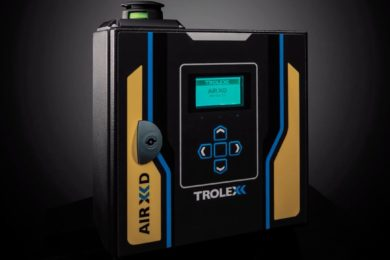 Trolex AIR XD Real-Time Dust Monitor addresses underground particulate monitoring