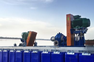 Weir Minerals solves 'dirty water' fluid transfer problem with Warman DWU pump