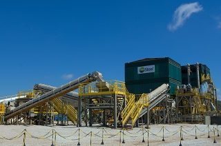 Vale to build New Steel plant and boost dry iron ore processing aims