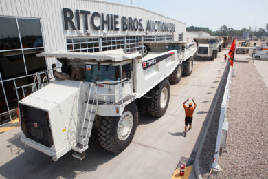 Ritchie Bros inventory management system update will help smaller miners, renters & dealers manage fleets