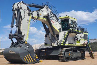 Premier Coal replenishes fleet with Liebherr R 9400