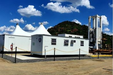 Record hole in progress at Northam Platinum's Zondereinde: Master Drilling