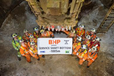 Herrenknecht heralds 'game changer for shaft sinking in soft and medium-hard rock'