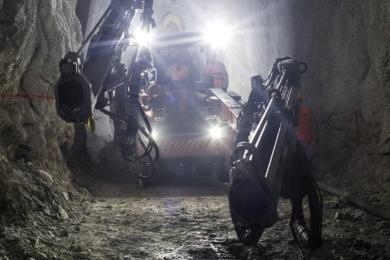 Contractor Sargin maximises metres with Sandvik DD320S jumbo at Esan's Balya mine
