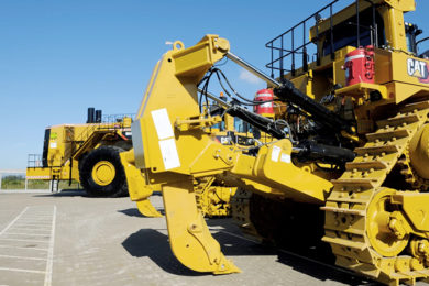 WesTrac Tomago puts latest Cat mining line on show