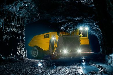 Epiroc further improves global underground truck payload leading MT65