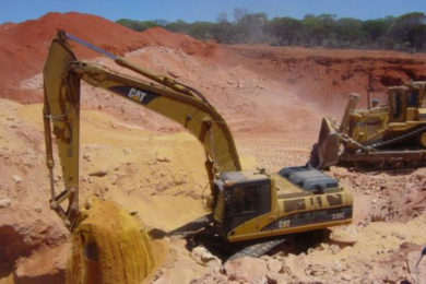 Macmahon named as contract miner for Strandline's Coburn mineral sands project