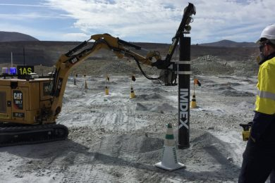 IMDEX evaluates the mining industry's emerging trends