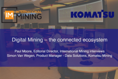 Digital Mining – the connected ecosystem