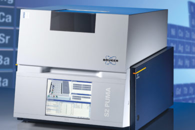 Bruker brings benchtop EDXRF into lab automation space