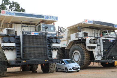 BEML bags order from Coal India for 15 electric drive mining trucks