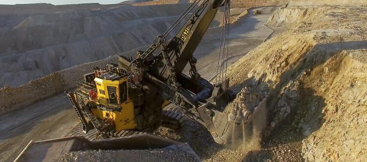 Komatsu Mining says its P&H 2650CX Hybrid Shovel is now ready for market -  International Mining