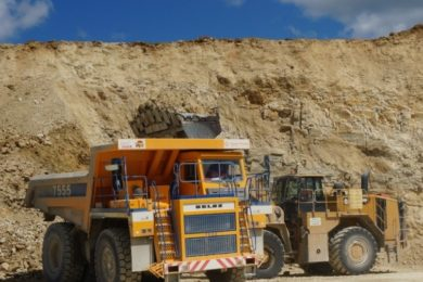 BELAZ successfully tests 60 t mining truck with Volvo Penta Stage V engine