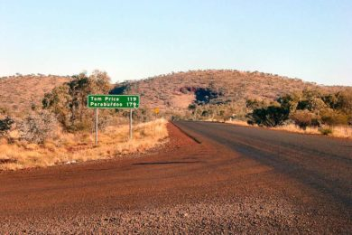 Etherstack supplying voice comms radio network for Pilbara mine