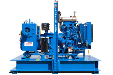 Thompson expands rotary pump dewatering capabilities with 6RW