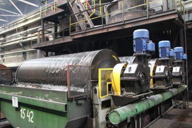 Metalloinvest installing 24 new magnetic separators at Mikhailovsky iron ore operation