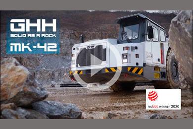 VIDEO: The award-winning GHH MK-42