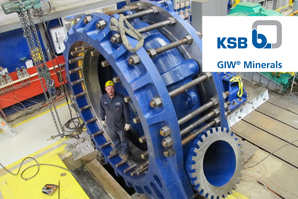 Count on GIW for Reliable Slurry Pumps and Parts Supply