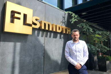 FLSmidth accelerating digital transformation with new Chief Digital Officer in place