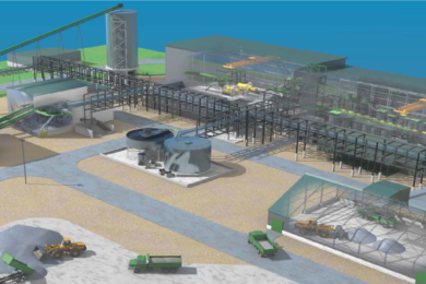 Keliber books Outotec for basic engineering of Päiväneva lithium concentrator