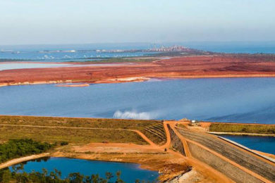 Rio, BHP and UWA establish tailings management learning platform