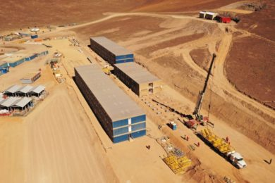 Fluor proceeding with EPCM for Gold Fields' Salares Norte in Chile