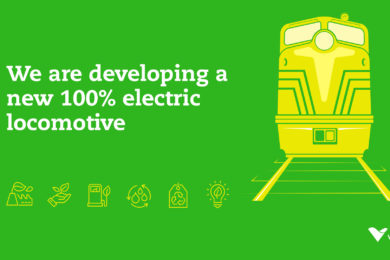 Vale and Progress Rail developing first 100% electric loco in the Brazilian mining industry