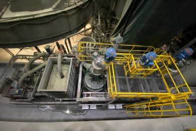 Copper Mountain ups cleaner circuit efficiency, capacity with new flotation reactors