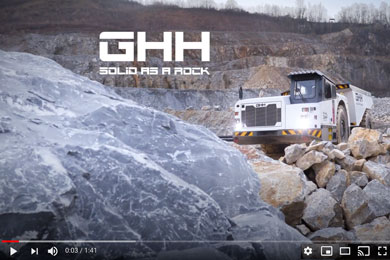 GHH MK-42 Truck Product Video (detailed)