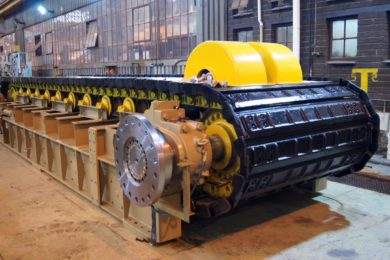 Astec's Osborn completes major crusher & feeder order for Kyrgyz Jerooy gold project