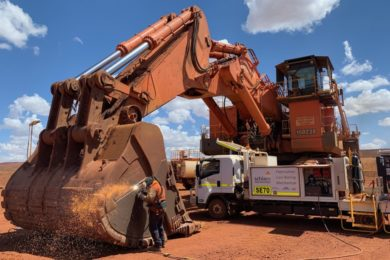 Schlam Engineering, DT HiLoad and The Pilbara Clean Machines unite