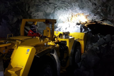 Scotgold rents Epiroc drill rig and LHD as it strives for Cononish milestone