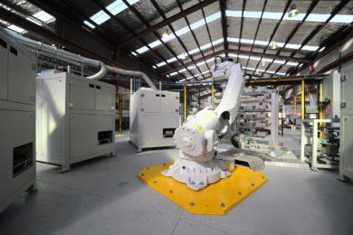 Scott Automation kicks off Koodaideri automated lab construction