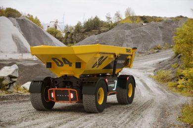 Volvo Autonomous Solutions on the next steps for its TARA battery electric, autonomous haulage offering