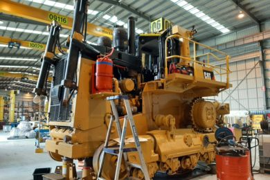 Thiess adds machine rebuilds to its contract mining offering