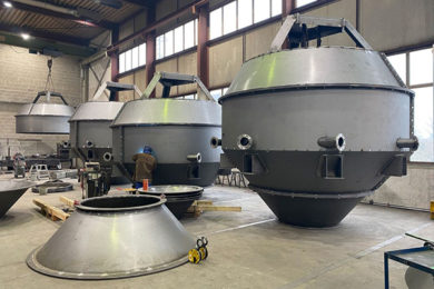 Maelgwyn Imhoflot flotation cells shipped to Kalium Lakes Beyondie potash project