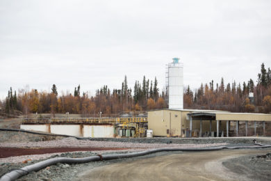 BluMetric gets water treatment contract for Giant Mine Remediation Project