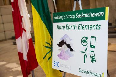 Saskatchewan to create Canada's first rare earth processing facility at SRC