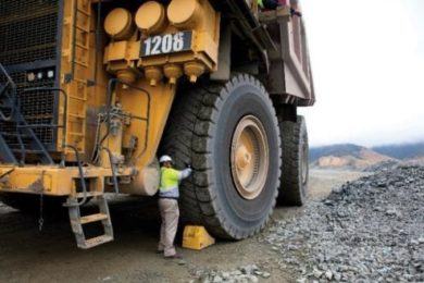 Bridgestone's new MasterCore OTR tyres offer miners performance customisation by operation
