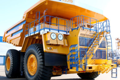BELAZ continues success in subcontinent with Coal India order for 96 240 t dumpers