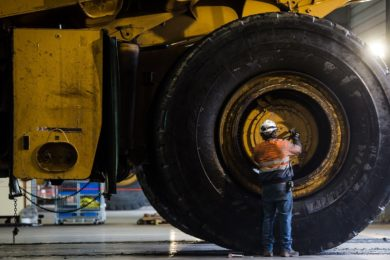 BHP and Novum to recycle mining tyres in Australia