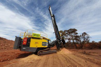 Mineral Resources achieves Aussie first with new gen Epiroc blasthole drill rig
