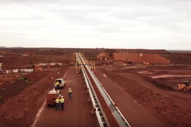 Fortescue reaches 170 autonomous trucks; doubles relocatable conveyors to 10 km