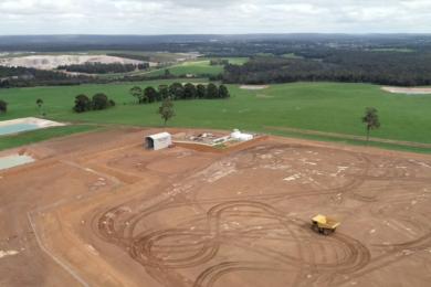 WesTrac opens new autonomous technology training centre near Collie