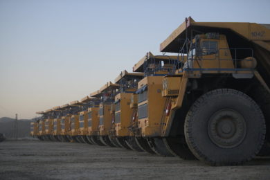East Mining installs high-speed refuelling technology at Solntsevsky coal mine