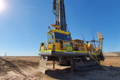 Thiess mobilises second autonomous drill at Lake Vermont