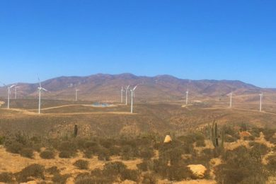 Teck and AES shake on renewable power agreement for Carmen de Andacollo copper mine