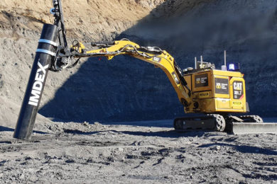 IMDEX, UFR win plaudits for Blast DOG deployment at Anglo's Dawson mine